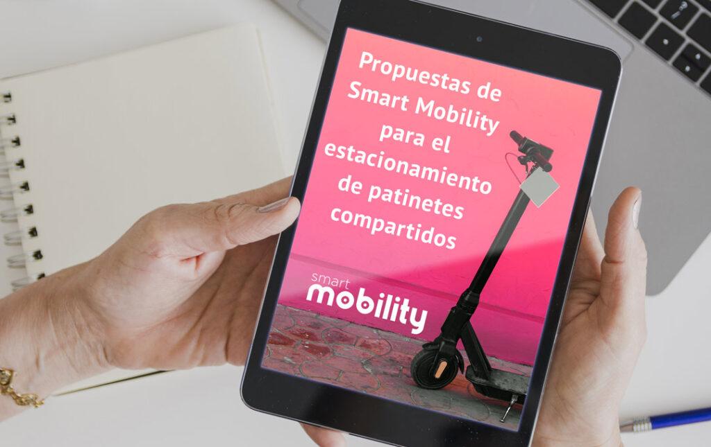 Propuestas Smart Mobility para el estacionamiento de patinetes compartidos