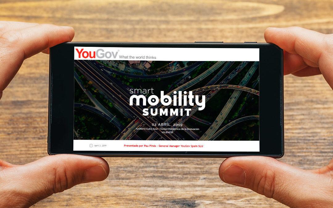 Presentación YouGov Smart Mobility Summit
