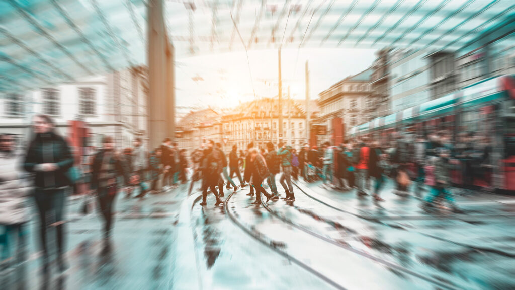 Ciudades con futuro: el reto de la movilidad