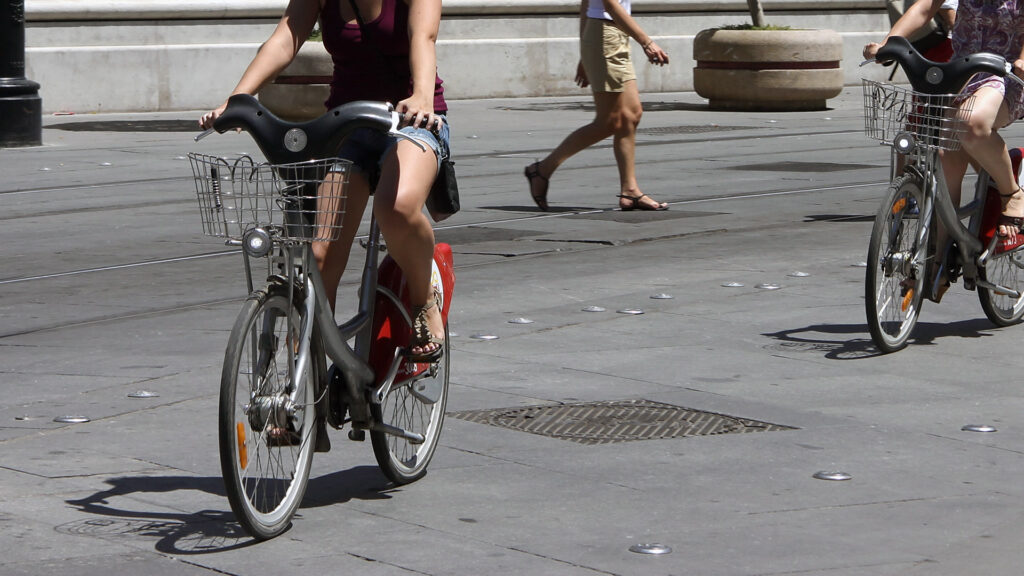 Sevilla seguirá apostando por la micromovilidad compartida